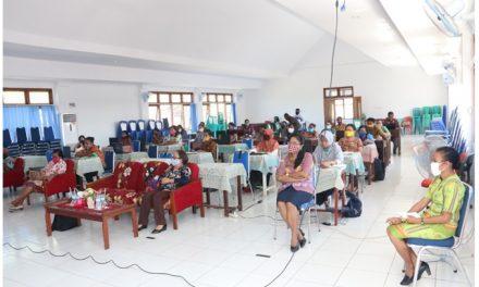 Tingkatkan Kwalitas Pendidikan ,SMA Gabungan Jayapura Manfaatkan Pembelajaran e-Learning